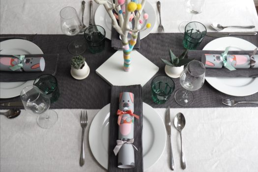 Interior Style: Easter Table Decorating With Notonthehighstreet.com*