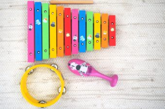 Baby Toys: My Hidden High Street Finds