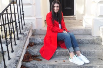 Mummy Style: Statement Coats…