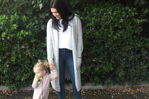 Mummy Style: The Cardigan…