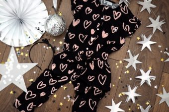 Mini Party Fashion: Merry Spacemas with Lindex…