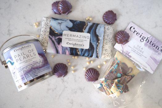 Be More Mermaid: Happy Birthday Creighton's…