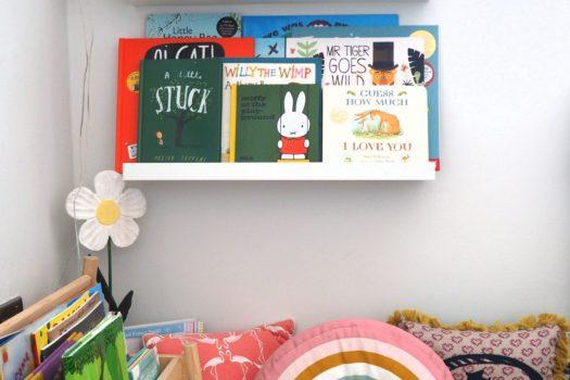 Interior Style: Daisy's Reading Corner…