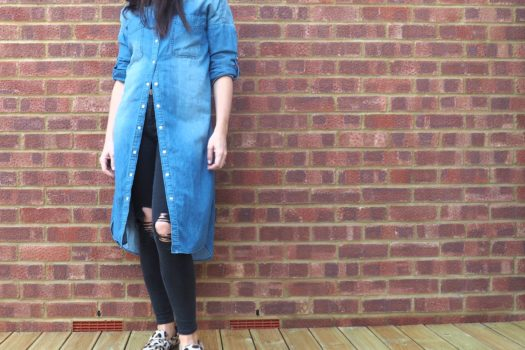 My Style: Dresses with Jeans…