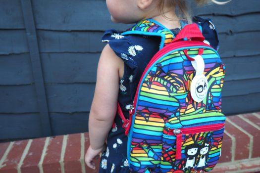 Mini Style: Lightening the load with Zip & Zoe…