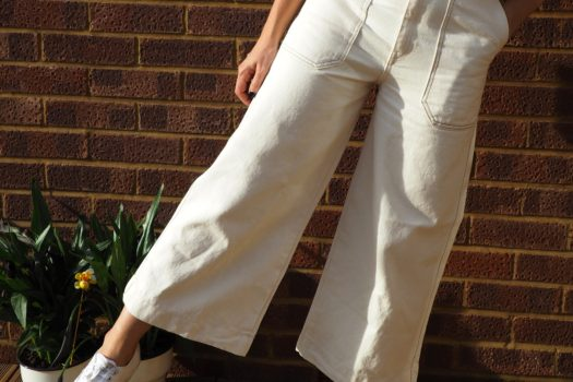 My Style: The Transitional Cropped Trouser…