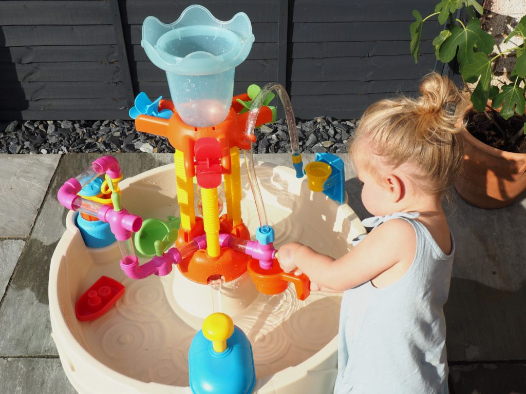 Summer fun with little Tikes www.styleandsubstance.uk