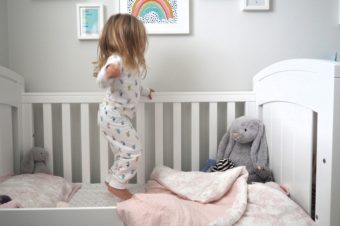 The Bedtime Battle: How We Tackled The Clocks Going Back…