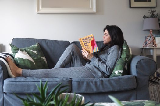 Style: Living for Loungewear…
