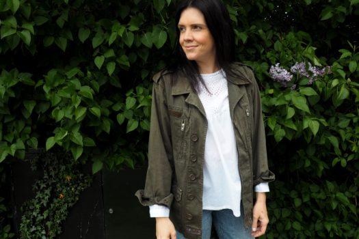 Style: 4 Ways to Wear The Khaki Jacket…