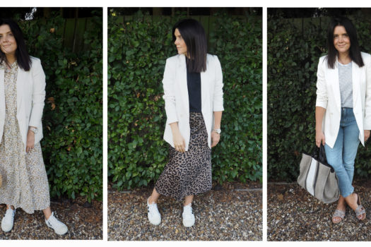 Style: 3 Ways to Wear a Blazer…