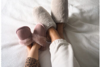 Style: The Slipper Edit.