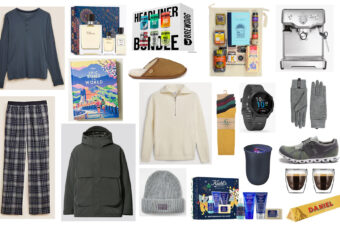 The Christmas Gift Guide: For Him